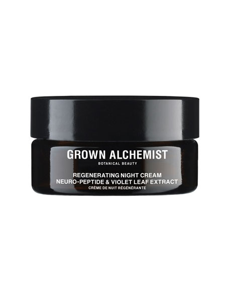 Grown Alchemist Regenerating Night Cream – Neuro-Peptide/Violet