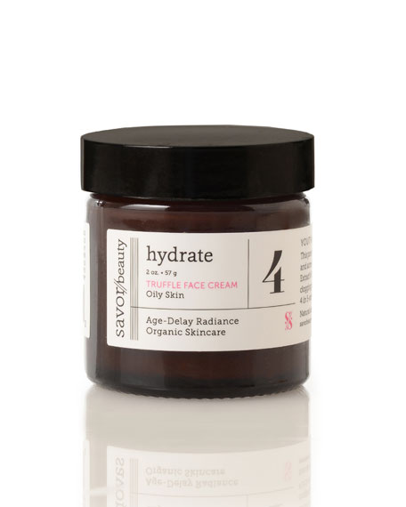 Truffle Face Cream for Oily Skin 04, 2 oz.