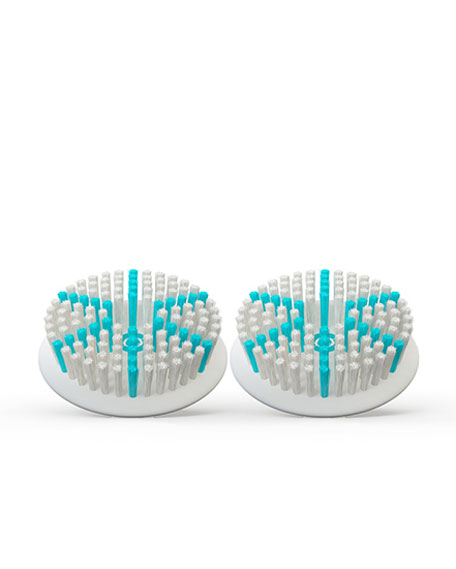 Aura Clean Facial Brush Daily Care Replacement Head 2-Pack
