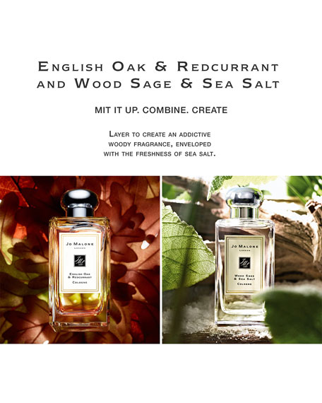 English Oak & Redcurrant Cologne, 3.4 oz./ 100ml