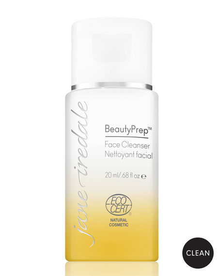 Jane Iredale BeautyPrep Face Cleanser Mini, .68 oz./
