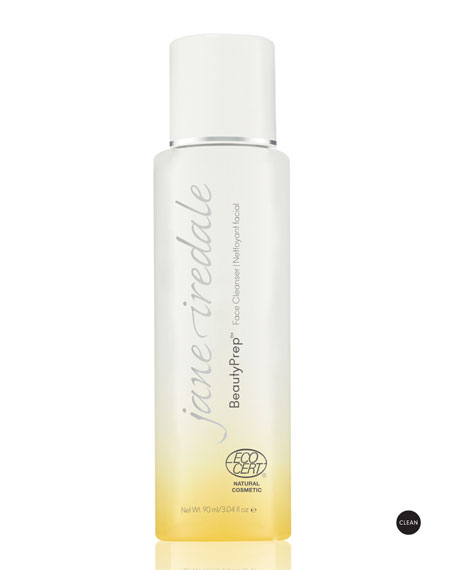 Jane Iredale BeautyPrep Face Cleanser, 3.0 oz./ 89