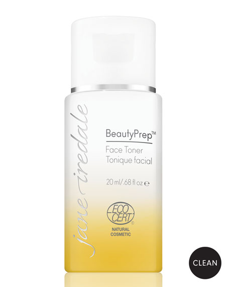 Jane Iredale BeautyPrep Face Toner Mini, .68 oz./
