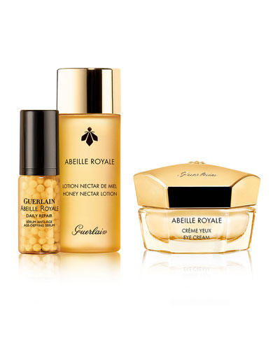 Limited Edition – Abeille Royale Eye Cream Set