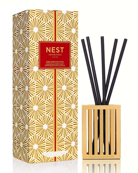 Nest Fragrances Birchwood Pine Liquidless Diffuser
