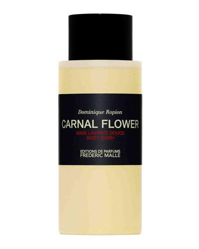 Carnal Flower Body Wash, 7.0 oz.