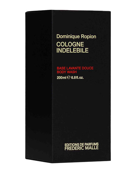 Cologne Indelible Body Wash, 6.8 oz./ 200 mL
