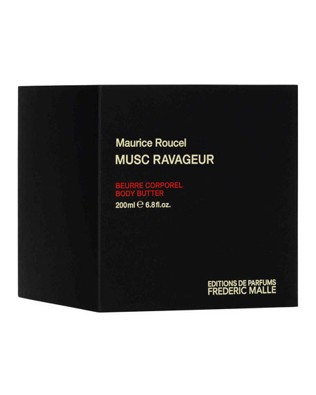 Musc Ravageur Body Butter, 7.0 oz./ 200 mL