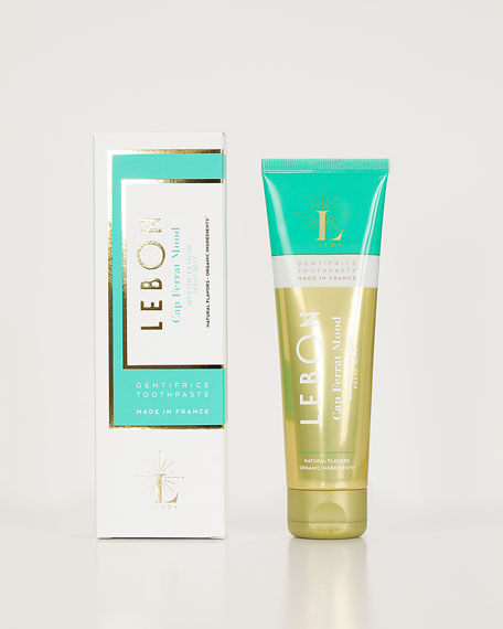 Lebon Fresh Mint Toothpaste, 2.5 oz./74 ml
