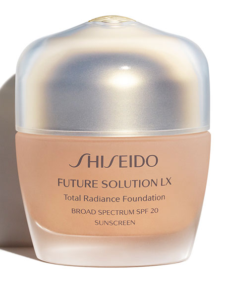 Shiseido Future Solution LX Total Radiance Foundation Broad