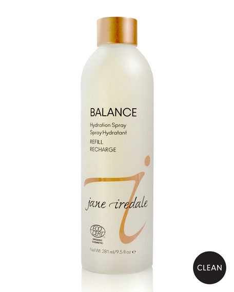 Jane Iredale Balance Hydration Spray Refill, 3.0 oz./90ml