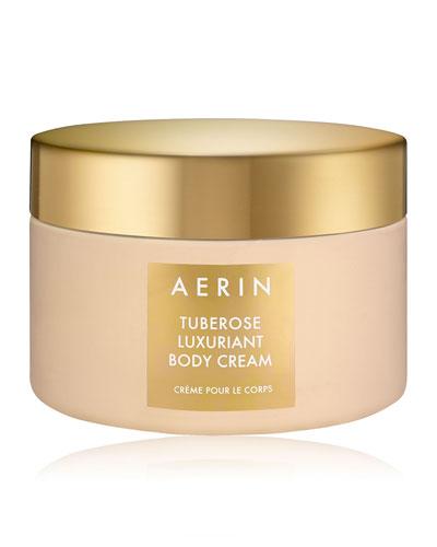 Tuberose Luxuriant Body Cream  6.5 oz./192ml