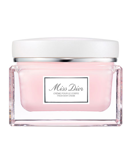 Dior Miss Dior EDP Body Cream, 5.1 oz./