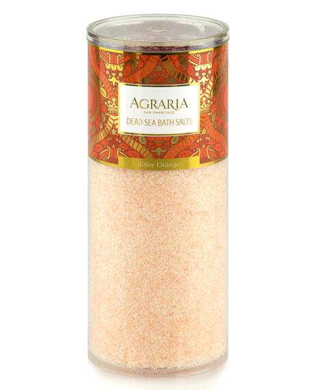 Agraria Bitter Orange Bath Salt Tower, 16 oz./