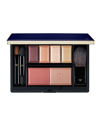 Eye and Cheek Palette Set