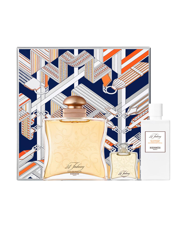 Hermes Ftes En Herms 24 Faubourg Gift Set Eau De Parfum Neiman Women Edt 100ml
