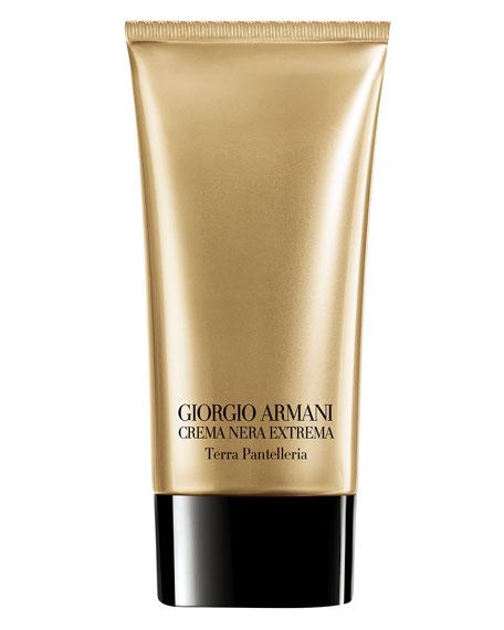 Giorgio Armani Crema Nera Terra Pantelleria Face Mask,