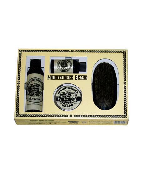 Mountaineer Brand Boxed Beard Kit - WV Timber