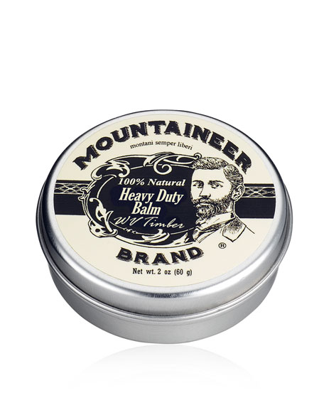 Heavy Duty Beard Balm - WV Timber2 oz./ 60 g