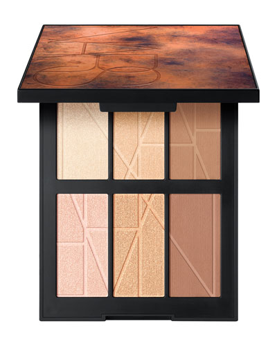 Limited Edition Bord de Plage Highlighter Palette