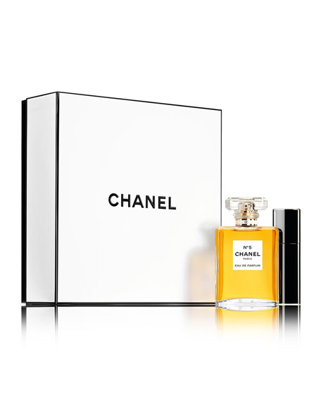 CHANEL N&#1765  EAU DE PARFUM TRAVEL SPRAY SET