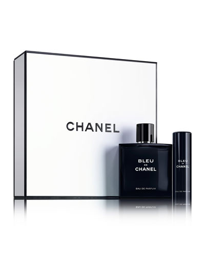 CHANEL BLEU DE CHANEL EAU DE PARFUM TRAVEL SPRAY SET