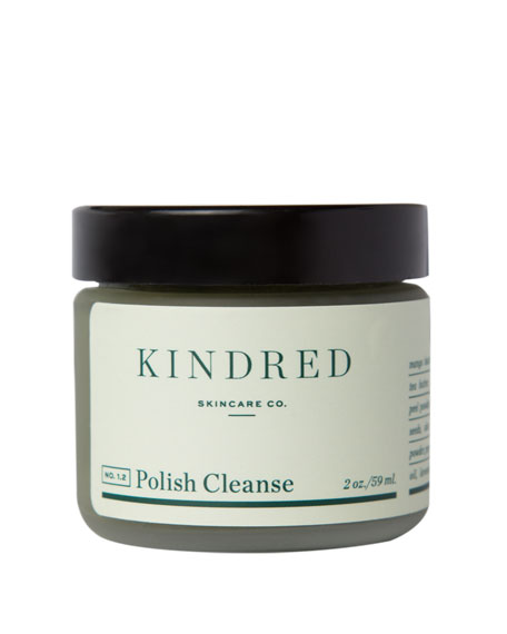 Kindred Skincare Co. Polish Cleanse 1.2, 2.0 oz./