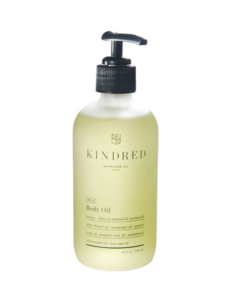 Kindred Skincare Co. Body Oil No. 4.0 -