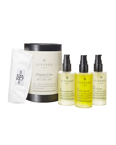 Cleanse Core Set  2.0 oz./ 59 mL ($183 Value)
