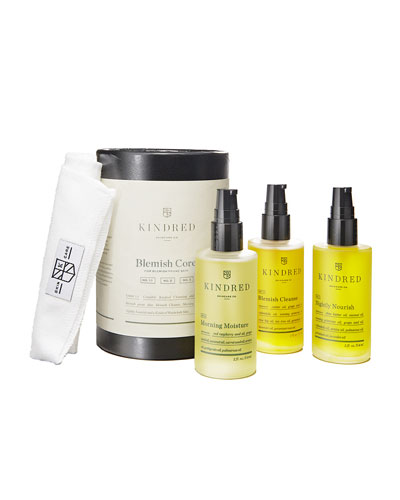 Blemish Core Set  2.0 oz./ 250 mL ($185 Value)