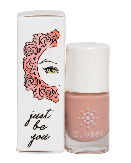 B'Livinn Nail Polish with Custom Case ?? Just