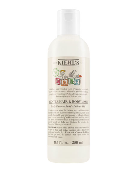 Baby Gentle Hair & Body Wash, 8.4 oz./ 250 mL