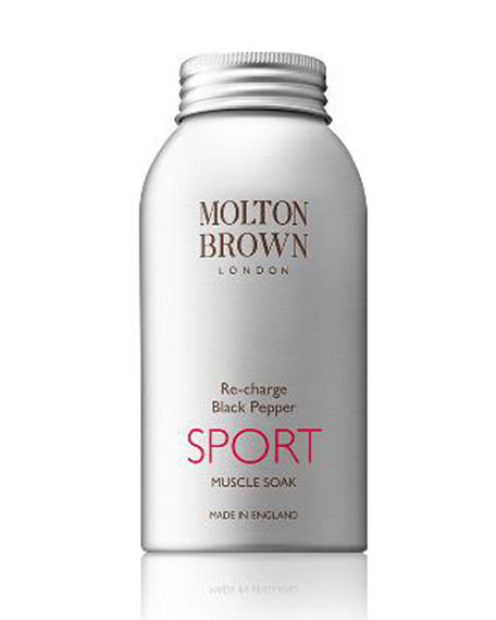 Molton Brown Re-charge Black Pepper Sport Muscle Soak,