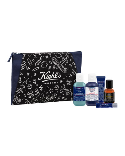 Limited Edition Kate Moross Collection First Class Essentials
