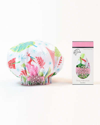 Tree Trimmings 4 U Bouffant Diva Shower Cap