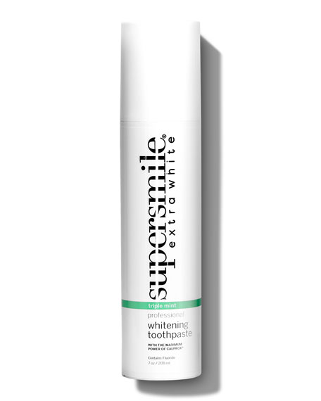 Supersmile Extra White Toothpaste in Triple Mint, 7.0