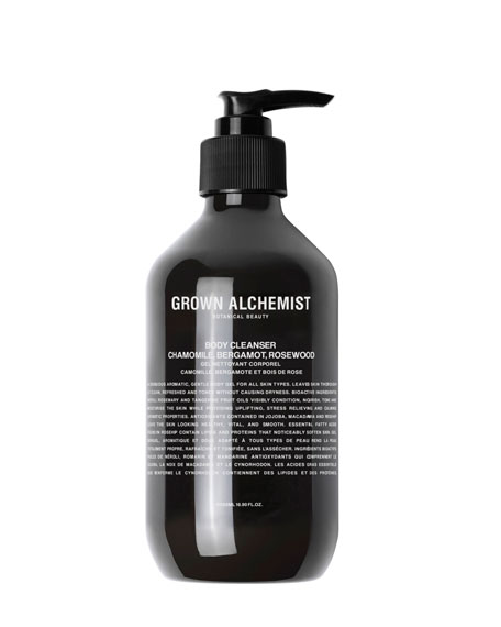 Grown Alchemist Body Cleanser (LG) – Chamomile/Bergamot/Rosewood,