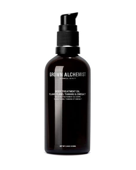 Anti-Oxidant Body Oil/Serum – Ylang Ylang/Tamanu/Omega 7, 3.4 oz./ 100 mL