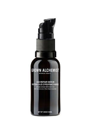 Grown Alchemist 1 oz. Age Repair Serum- Peptide 8/E-2 Polysaccharide