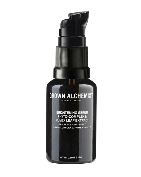 Grown Alchemist Brightening Serum: Phyto-Complex & Rumex Leaf