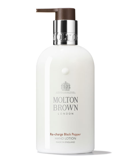 Molton Brown Black Peppercorn Hand Lotion, 10 oz./