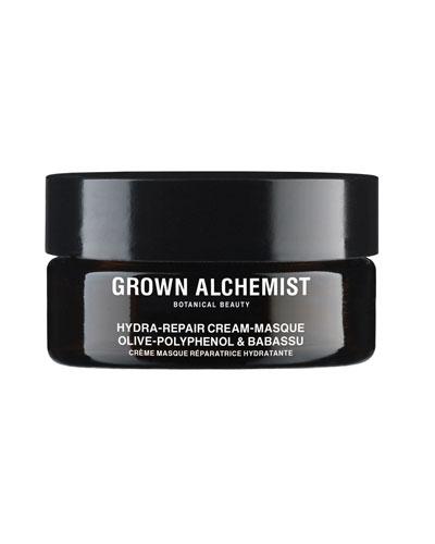 Hydra-Repair Cream-Masque: Olive-Polyphenol & Capuacu Butter  2.0 oz./ 60 mL