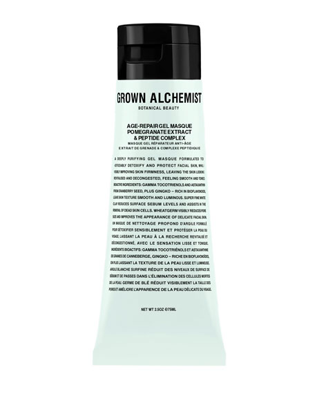Grown Alchemist Age-Repair Gel Masque: Pomegranate & Amino