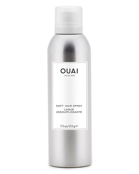 OUAI Haircare Soft Hair Spray, 7.5 oz./ 213