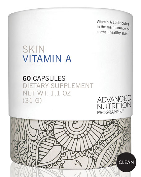 Skin Vitamin A, 60 Pack