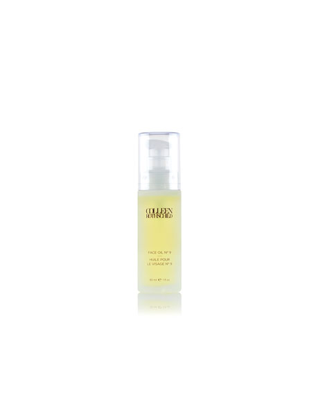 Face Oil No. 9, 1.0 oz./ 30 mL