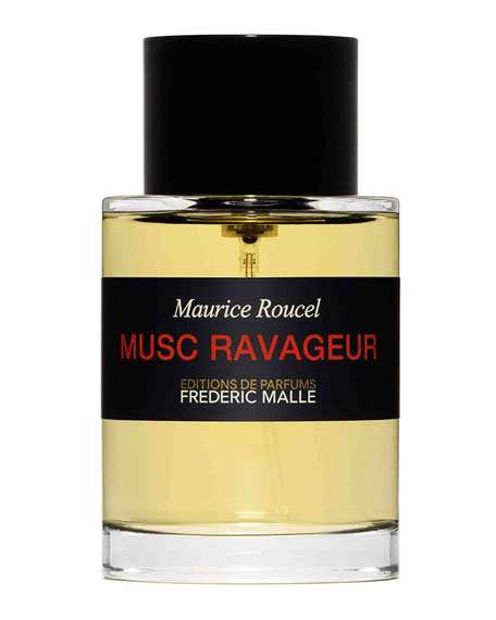 Frederic Malle Musc Ravageur Parfum, 3.4 oz./ 100