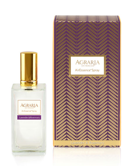 Agraria Lavender & Rosemary Room Spray, 3.4 oz./