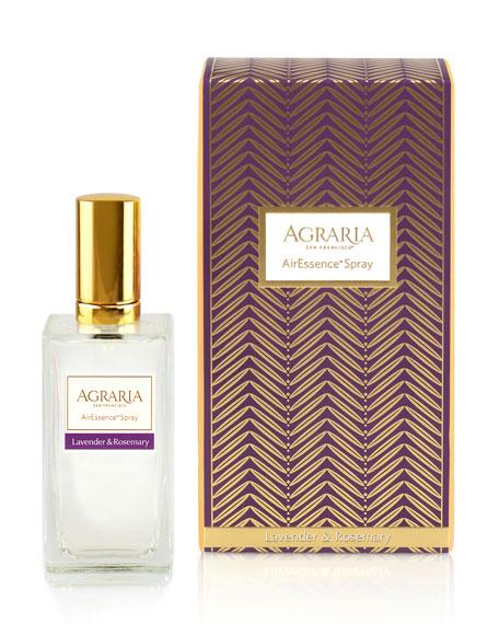 Agraria Lavender & Rosemary Room Spray, 3.4 oz./