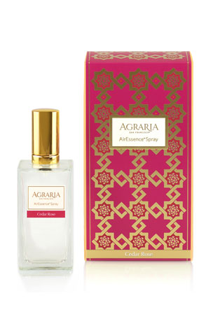 Agraria 3.4 oz. Cedar Rose Room Spray